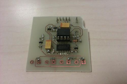 Prototipo PCB