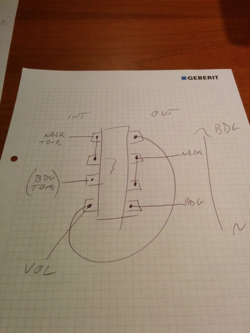 New wiring schematics